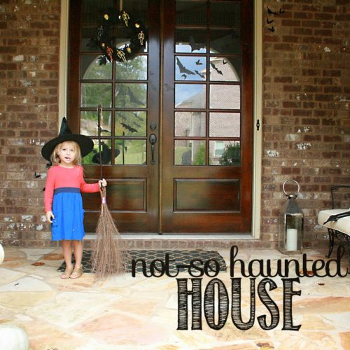 Halloween Around the House