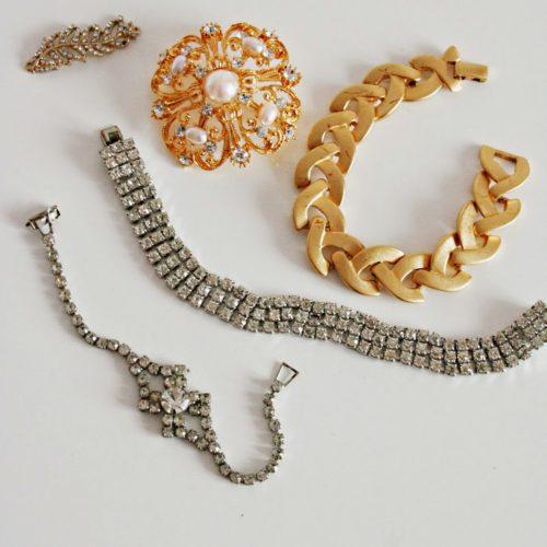 Repurpose Vintage Jewelry