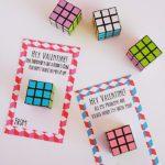 Rubiks Cube Valentines