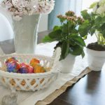 Lacquer Abstract Easter Eggs
