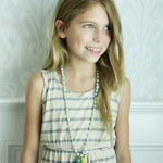 Back-to-School Crafts: DIY Tassel Necklaces