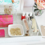 DIY: Fabric Covered Tray