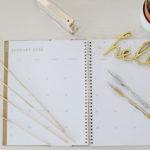 2016 Desk Calendars + New Goals
