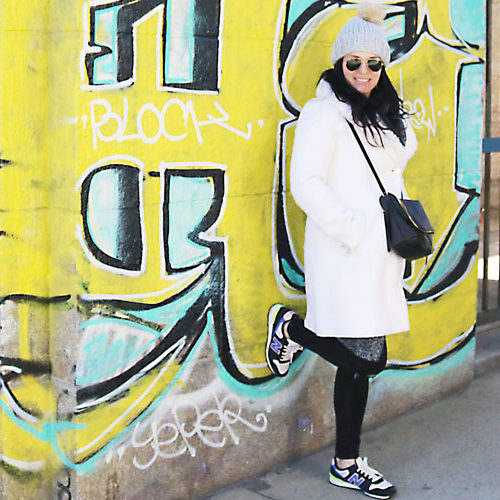 New York City Winter Fashion Street Style + NYC GUIDE in 48 Hours
