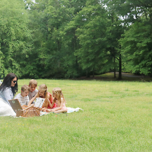 Mother's Day Picnic Inspiration