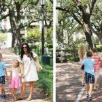 Exploring Savannah Georgia