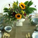 Harvest Centerpiece Arrangement