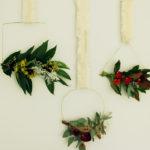 Modern Harvest Wreath