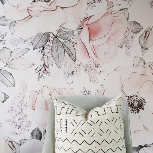 Traditional Wallpaper vs. Removable wallpaper