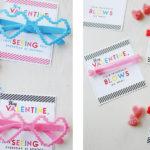 Non-Candy Valentine Printables