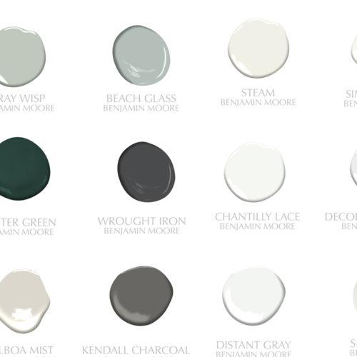 Our Exterior Paint Colors