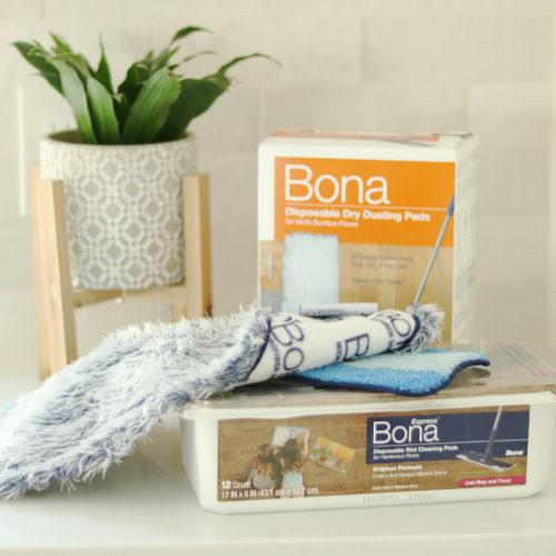 Clean Floors with Bona