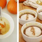 Paleo Gingered Pumpkin Pudding