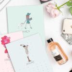 2020 Fashion Calendar Printable