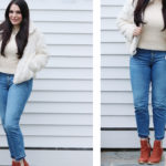 How To Wear High-Waisted Jeans