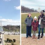 Washington DC with Big Kids