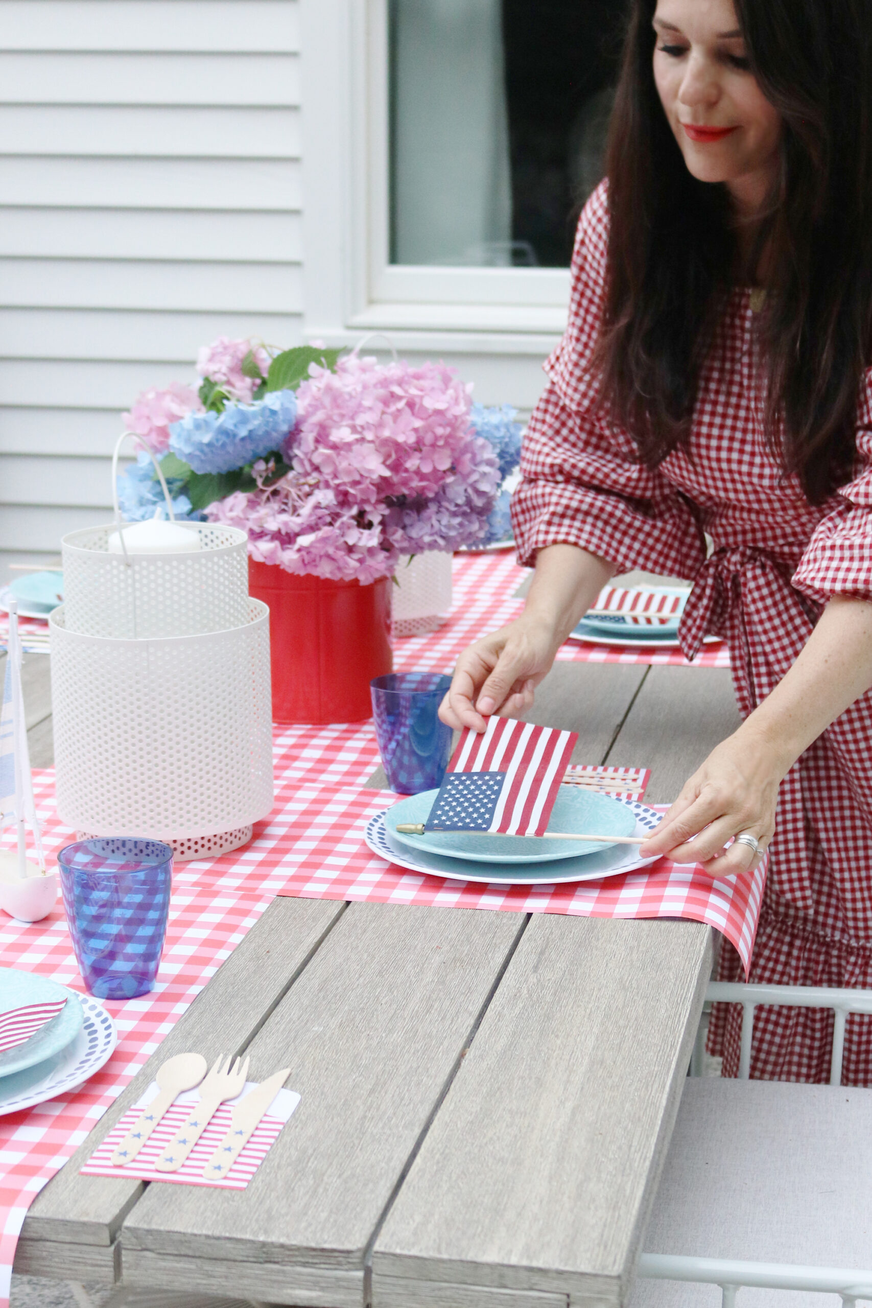 4th of July Backyard Party