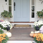 Halloween home decorations