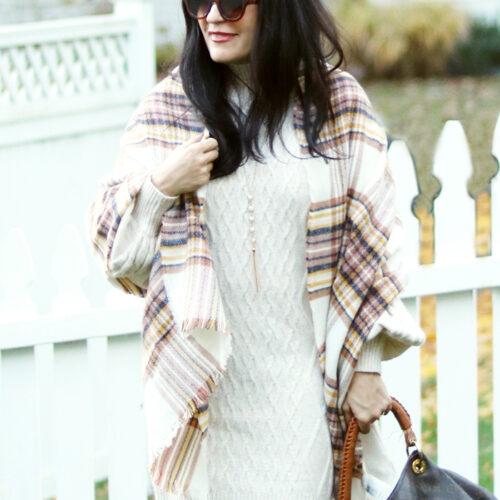 The Classic Sweater Dress