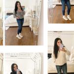 Casual Friday Jeans and Sneakers