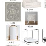 Splurge vs Save: Gray & White