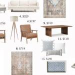 Splurge Vs Save: Neutral Living Room