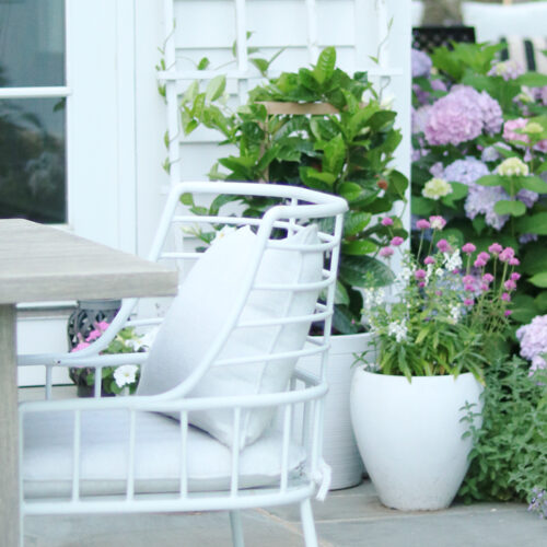 Last Minute Tips for Outdoor Living